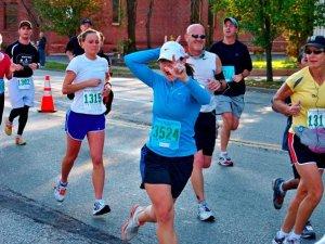 Maggie Jenkins, Indy Monumental Marathon