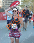 Heather Corallo, Chicago Marathon 2013