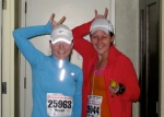 Mags and Scroggins, Indy Monumental Marathon