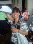 Carrie, Flying Pig Marathon