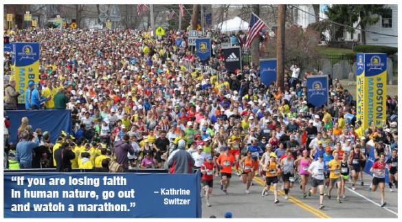 MarathonQuoteHumanNature