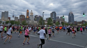 2014 Flying Pig Marathon